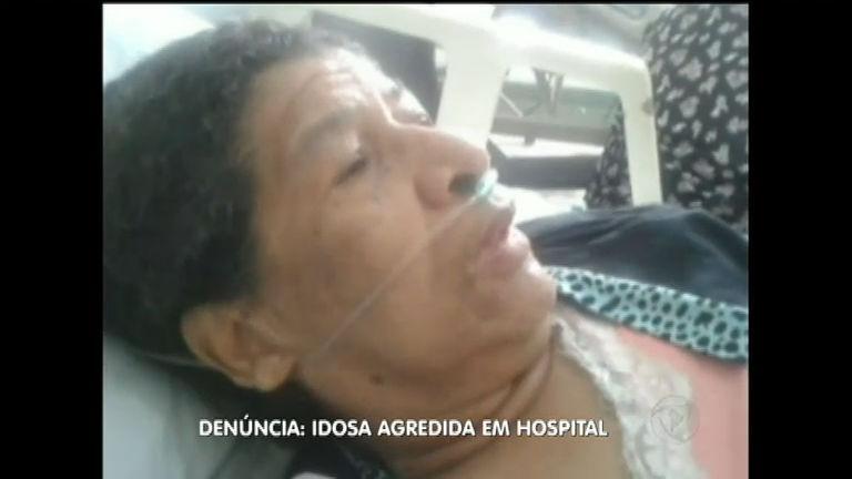 Família denuncia hospital de Barueri por agredir idosa - Notícias ...