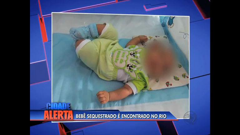 Bebê sequestrado em Minas Gerais é encontrado no Rio - Rio de ...