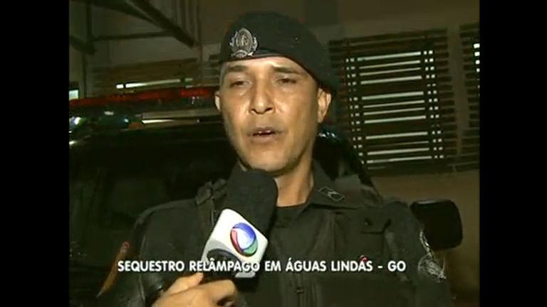 Sequestro relâmpago em Águas Lindas (GO) - Distrito Federal - R7 ...