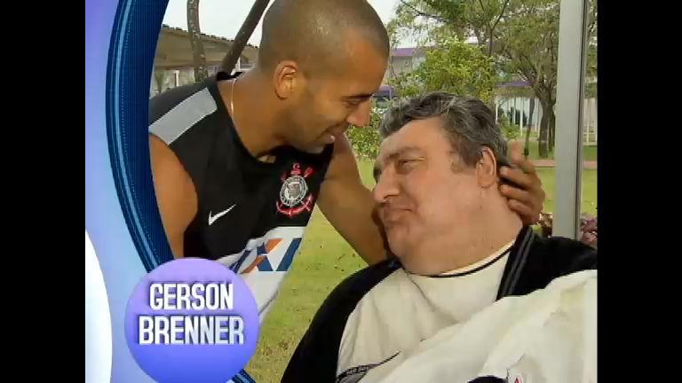 O Melhor do Brasil realiza sonho do ex-ator Gerson Brenner ...
