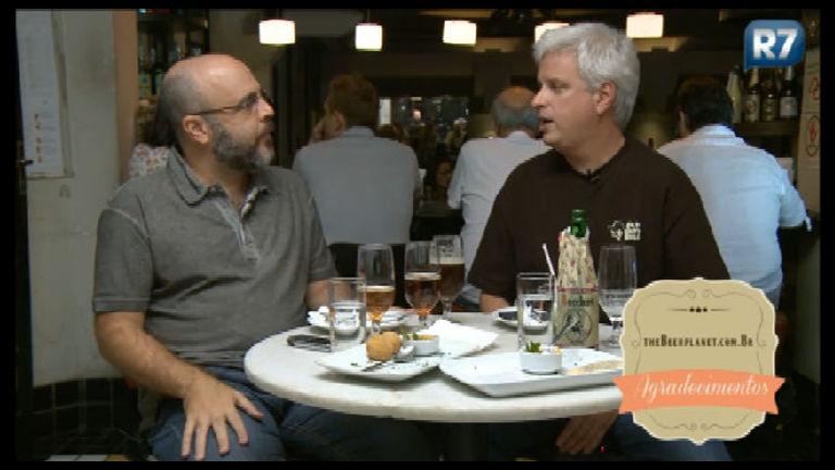 Retrospectiva com Cerveja comenta as esquisitices do mundo em ...