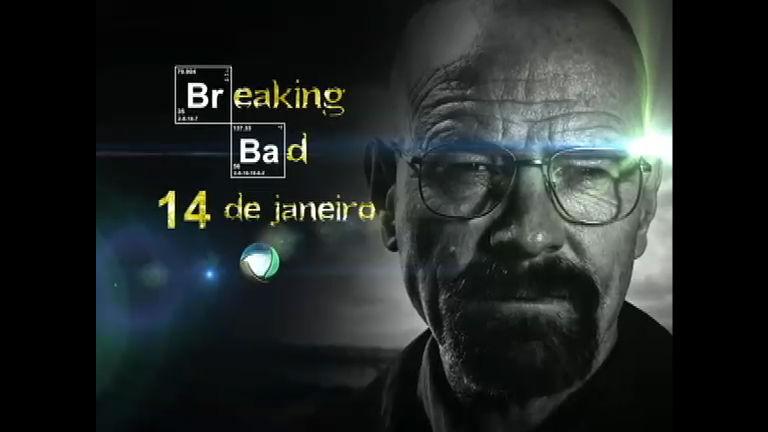 Breaking Bad estreia no dia 14 de janeiro - Rede record - R7 ...