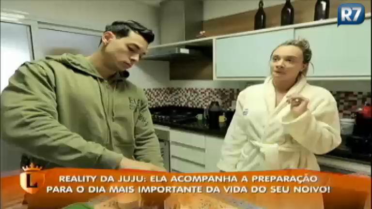 Malhação: reality mostra rotina de Juju Salimeni e seu noivo, Felipe ...