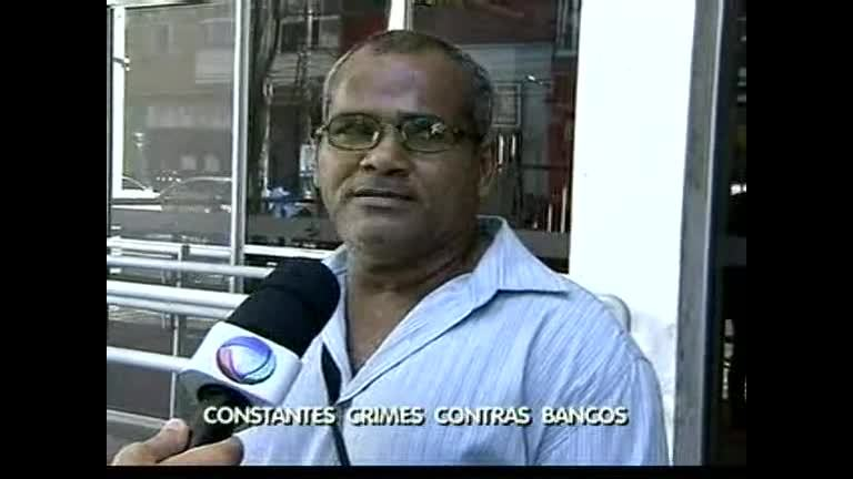 Bahia fechou 2013 com 193 assaltos a bancos - Bahia - R7 Balanço ...