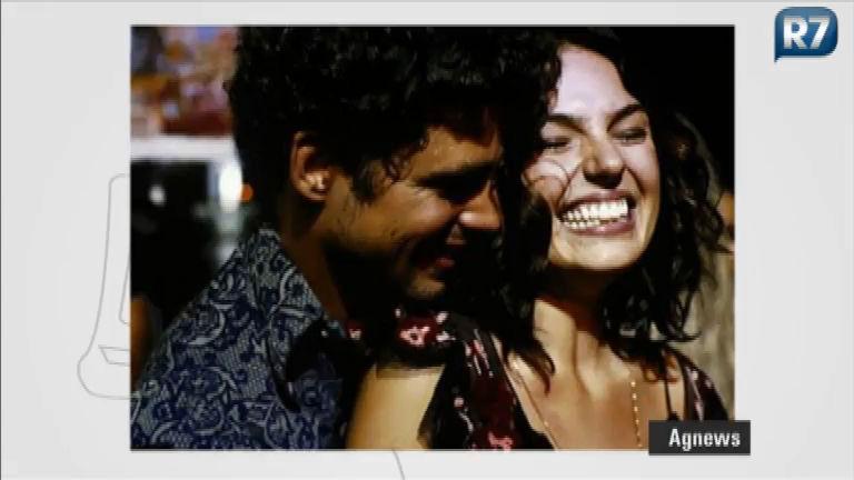Grazi Massafera chora ao ver cena de Cauã Reymond e Ísis Valverde