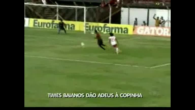 Times baianos dão adeus à Copinha - Bahia - R7 Balanço Geral BA