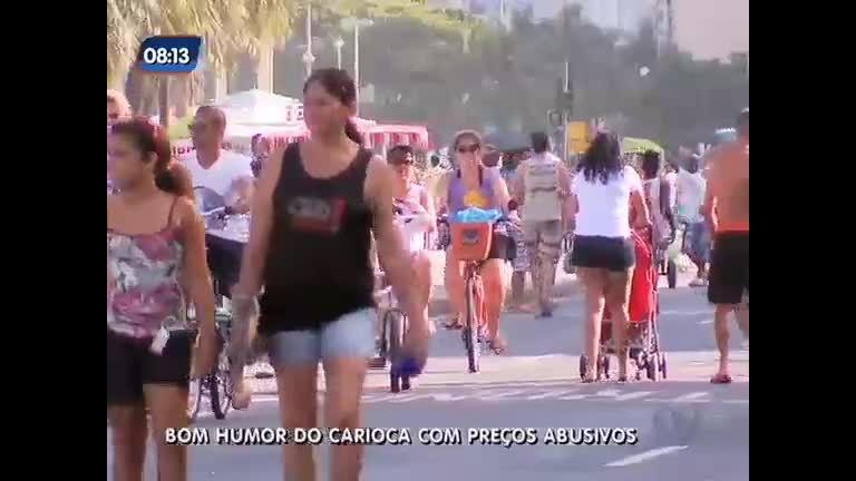 Página contra preços abusivos praticados no Rio é criado no ...