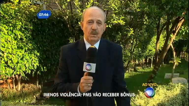 PMs vão receber bônus para diminuir violência em SP - Notícias ...