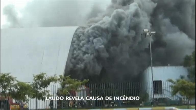 Laudo revela causa de incêndio no Memorial da América Latina ...