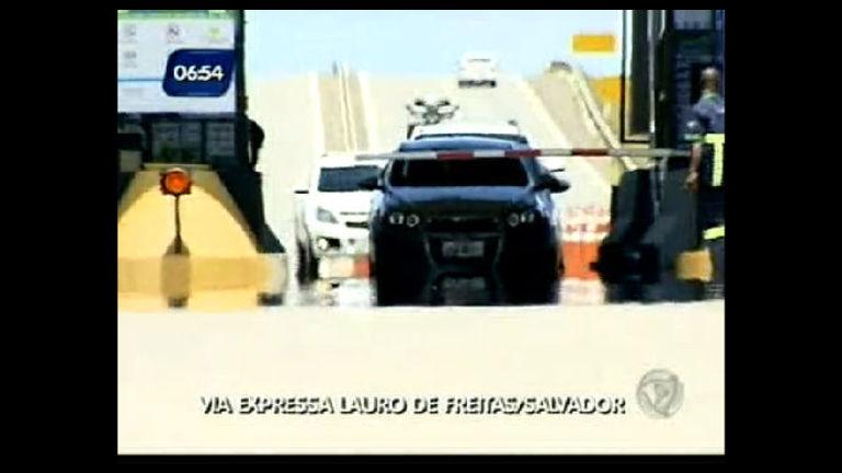 Via expressa será construída com recursos privados - Bahia - R7 ...