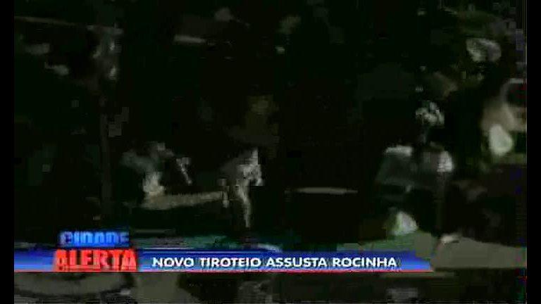 Novo tiroteio na Rocinha assusta moradores nesta terça - Rio de ...