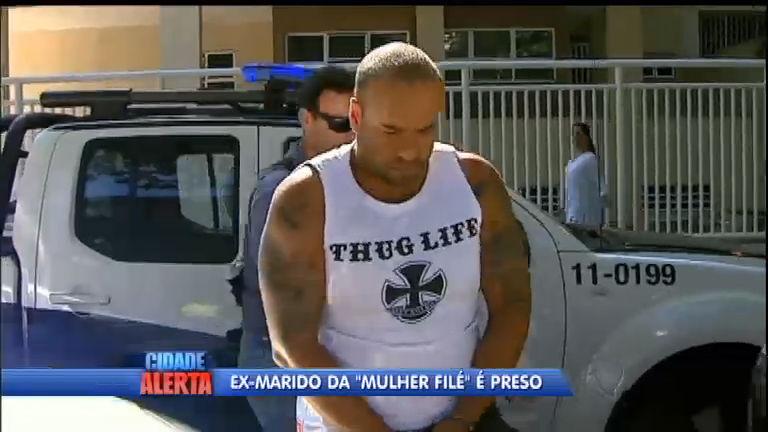 Ex-marido da Mulher Filé é preso acusado de matar quatro pessoas ...