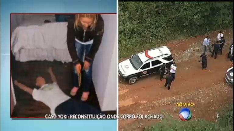 Caso Yoki: Ministério Público faz nova reconstituição do crime ...
