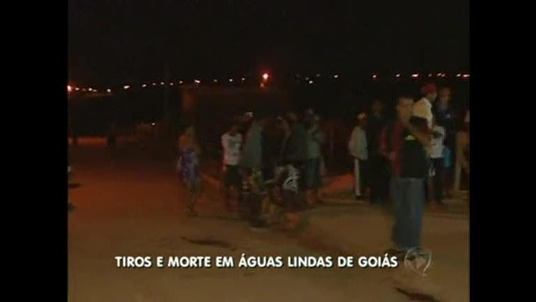 Homem morre após ser baleado em Águas Lindas de Goiás ...