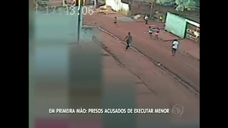 Presos acusados de executar menor em Águas Lindas (GO) - Rede ...