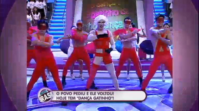 Dança, Gatinho está de volta! Veja os melhores momentos do quadro