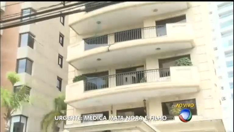 Médica mata nora e filho em bairro nobre de São Paulo - Notícias ...