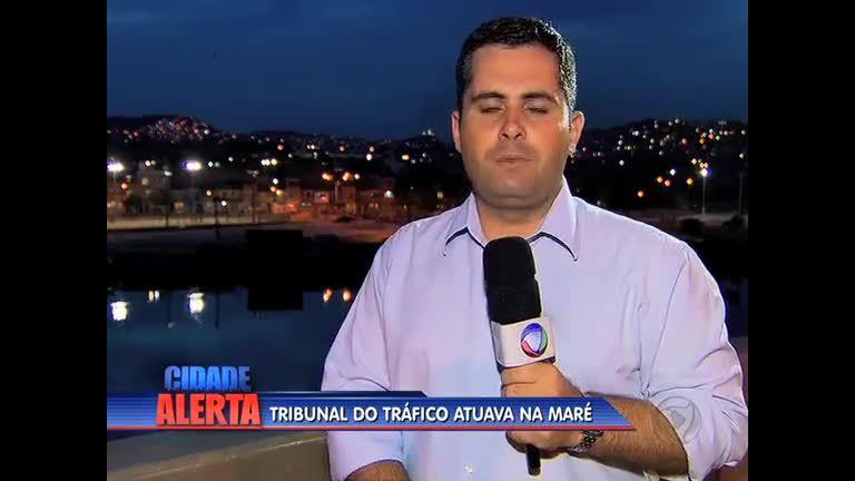 condena à morte guarda municipal infiltrado na Maré ( RJ)