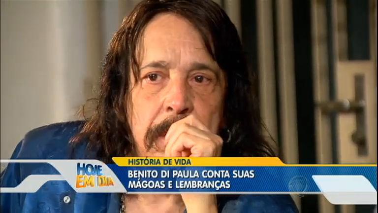 História de Vida: conheça a trajetória do cantor Benito di Paula ...