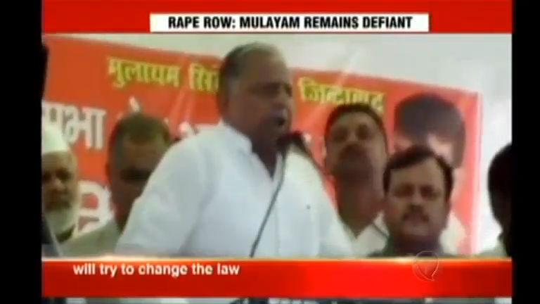Político promete acabar com lei que pune estupradores com pena ...