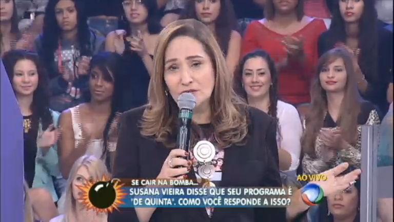 Sônia Abrão fala sobre foto polêmica e sensacionalismo na Roleta ...