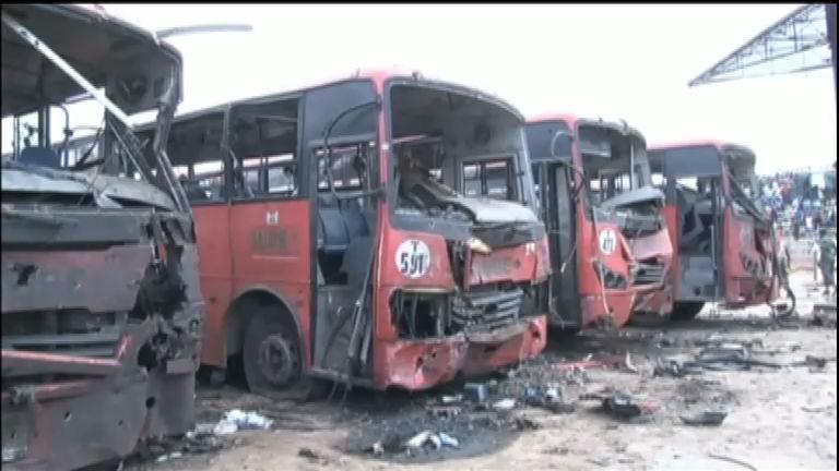 Atentado com carro-bomba deixa pelo menos 71 mortos na Nigéria