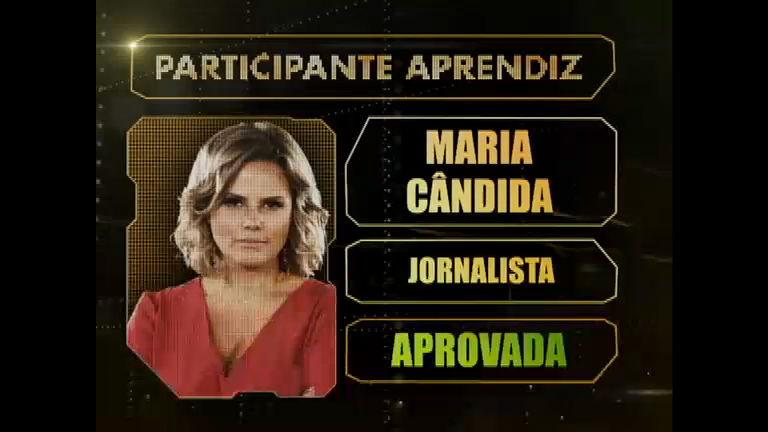 Maria Cândida vai encarar sala de reunião de Roberto Justus ...