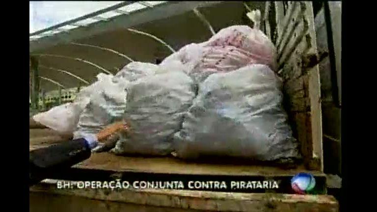 Operação contra contrabando fecha três lojas e apreende produtos ...