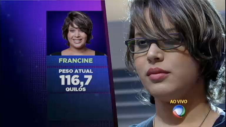 Além do Peso: veja se Paulo e Francine fizeram as pazes com a ...