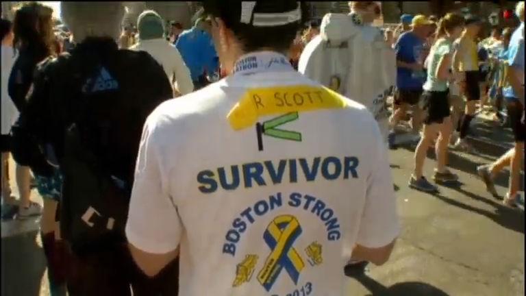 Maratona de Boston tem homenagens e segurança reforçada um ...