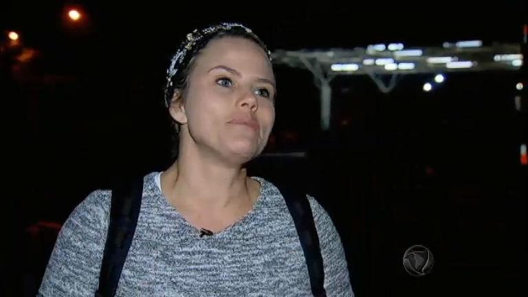 Maria Cândida se irrita com Priscila Machado e fala em ...