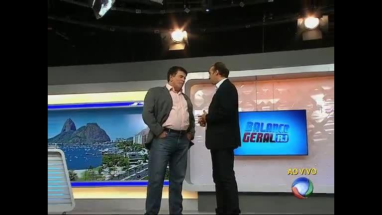 Wagner Montes reassume Balanço Geral RJ da tarde - Rio de ...