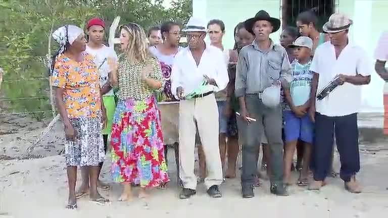 A Bahia Que a Gente Gosta mostra a zona rural de Santa Terezinha ...