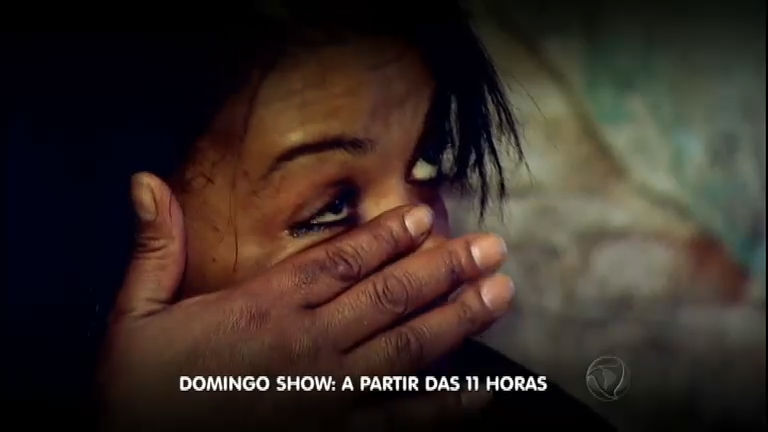 Domingo Show mostra reencontro de mãe com filhos roubados ...