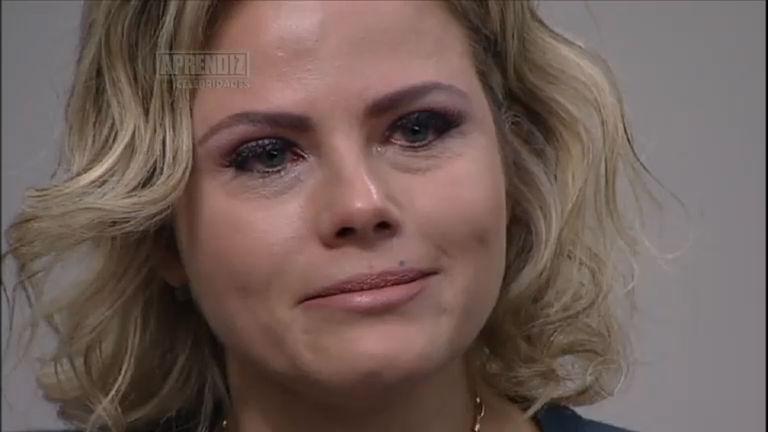"""Justus demite Maria Cândida: """"Você era capaz de muito mais do ..."""