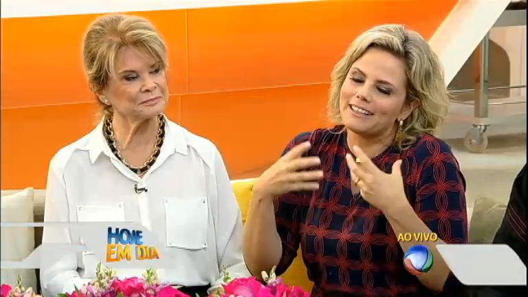 Maria Cândida diz que distância da filha pesou no Aprendiz ...
