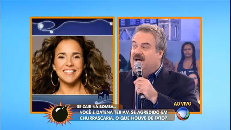 Gilberto Barros critica Daniela Mercury por ter exposto opção sexual ...