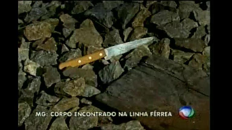 Homem sai para pescar e é encontrado morto em linha férrea da ...