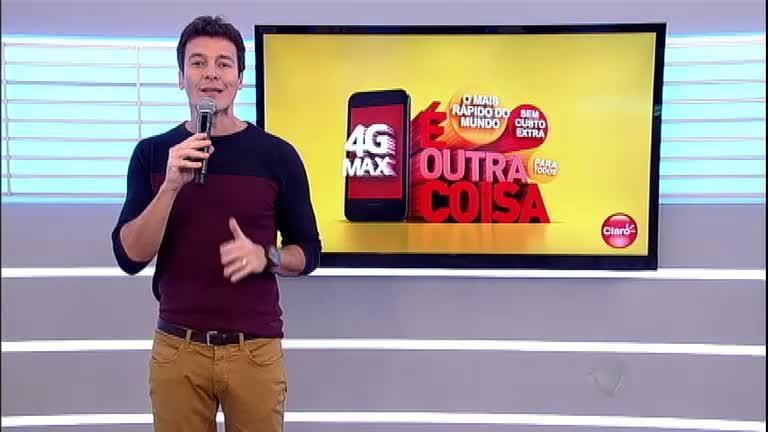 4G é para todos na Claro - Entretenimento - R7 Hora do Faro