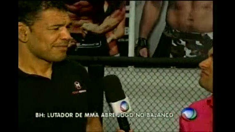 Ídolo do MMA, Minotauro vem a BH - Minas Gerais - R7 Balanço ...