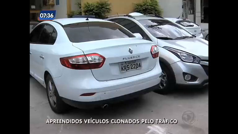 Clonados pelo tráfico, carros de luxo são apreendidos em operação ...