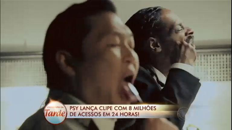 Psy lança clipe de música ao lado de Snoop Dog - Entretenimento ...