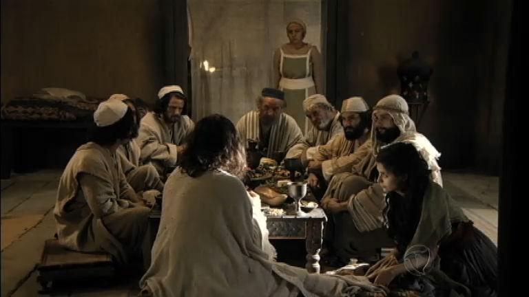 Resultado de imagem para JESUS E DISCIPULOS REUNIDOS