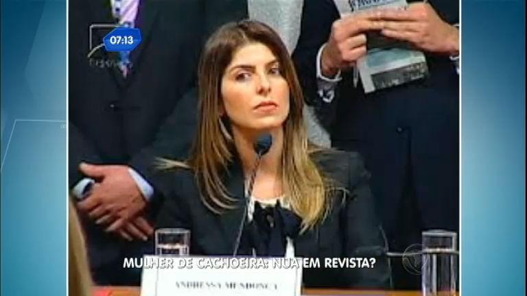 Mulher de Carlinhos Cachoeira recebe proposta para posar nua ...
