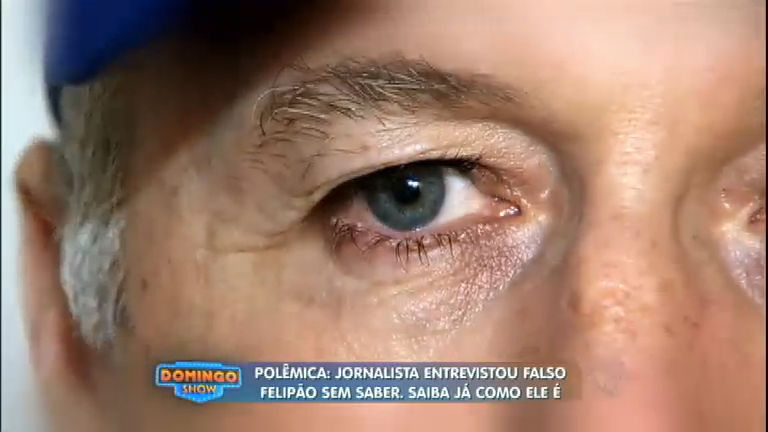 Sósia de Felipão revela confusão em entrevista com jornalista ...