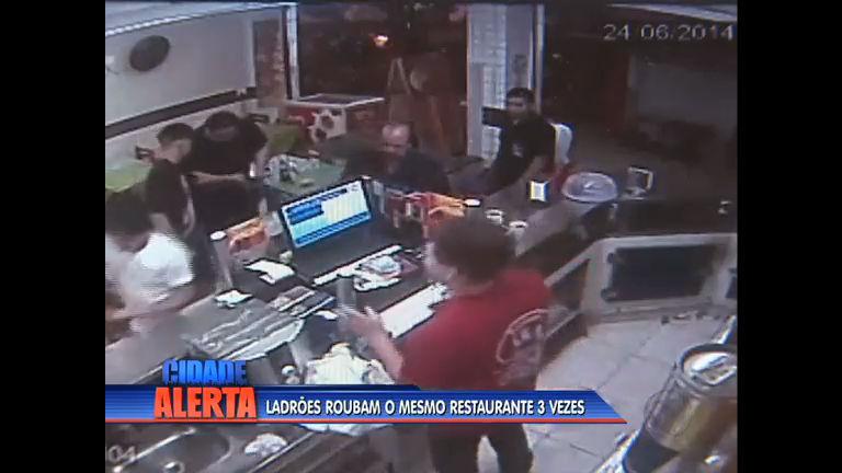 Quadrilha assalta restaurante em Botafogo ( RJ) - Rio de Janeiro ...