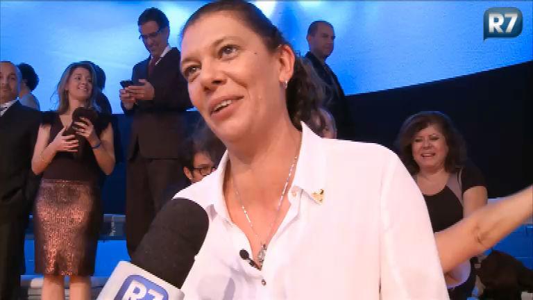 Após vitória no Aprendiz Celebridades, Ana Moser fala com o Ex- Tricô