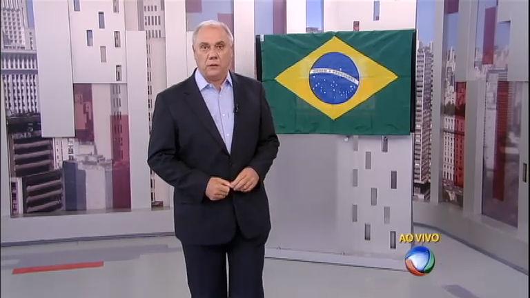 Marcelo Rezende desabafa sobre derrota do Brasil - Notícias - R7 ...