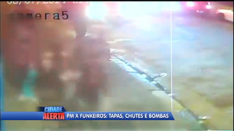 """PMs agridem funkeiros em """" pancadão"""" na Zona Leste de São Paulo ..."""