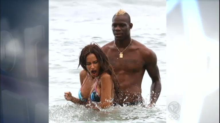 Esporte Fama: Balotelli curte férias com a noiva em Miami após a ...